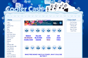 Make Money Online with CoolerCash