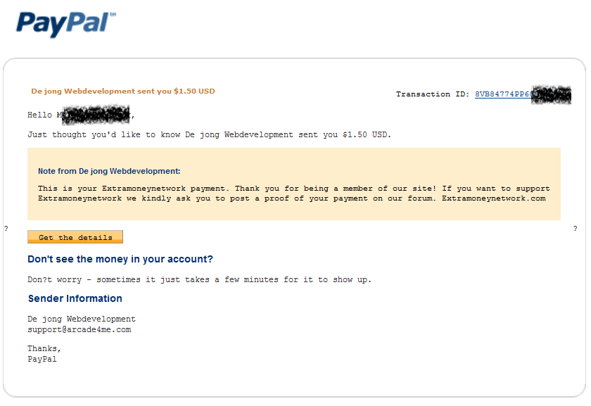 [Payment Proof Attached] Earn Money with Internet Surveys ...