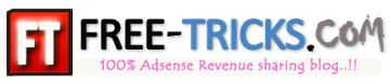 Make money by using Free-Tricks.com adsense revenue sharing blog