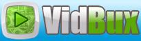 Vidbux.com - earn money online for free by sharing videos