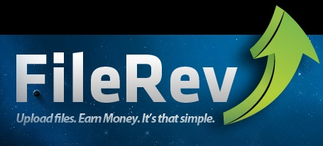 FileRev.com - how to earn money online for free
