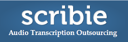 Get a transcription job at Scribie.com