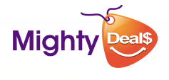 MightyDeals.com - free coupons and deals