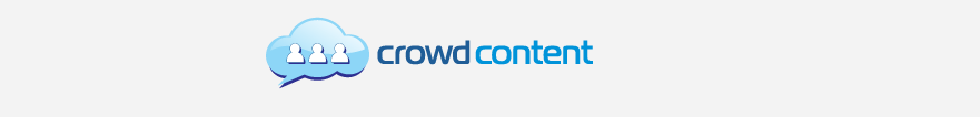 CrowdContent.com hires for work at home writing and journalism positions
